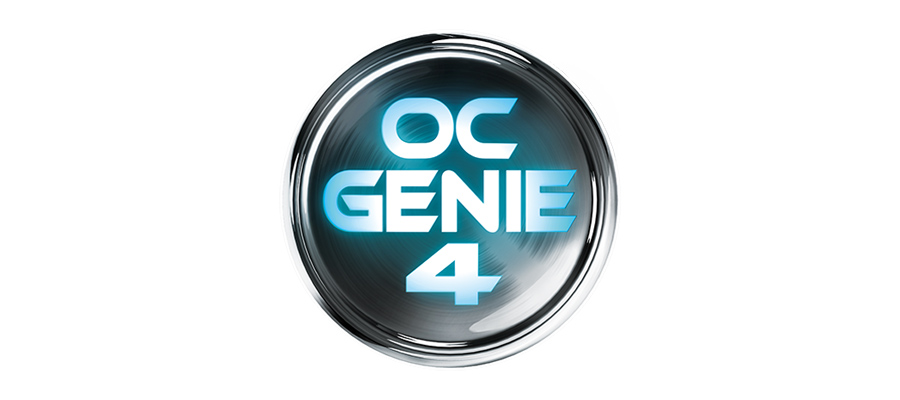 how to use oc genie haswell