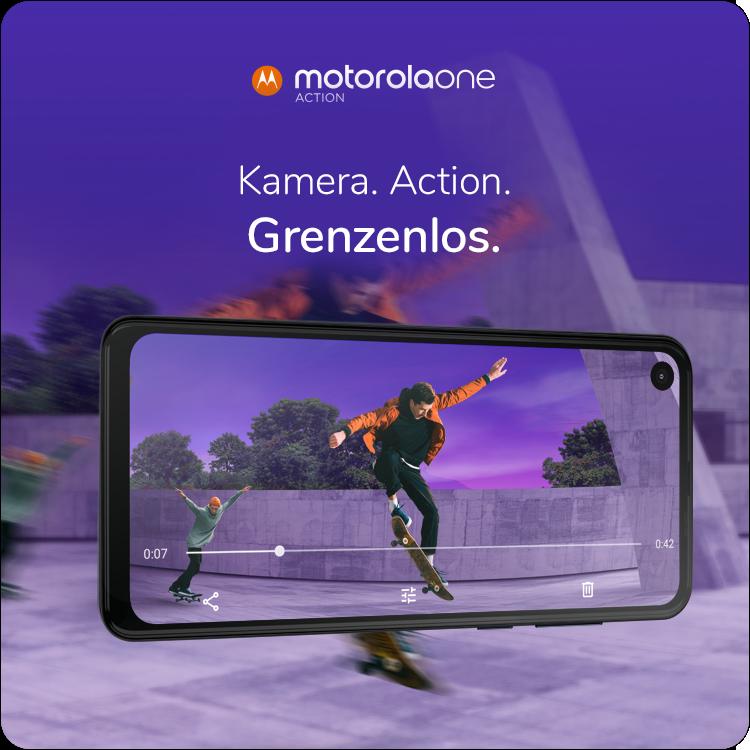 Motorola Moto One Action Dual SIM