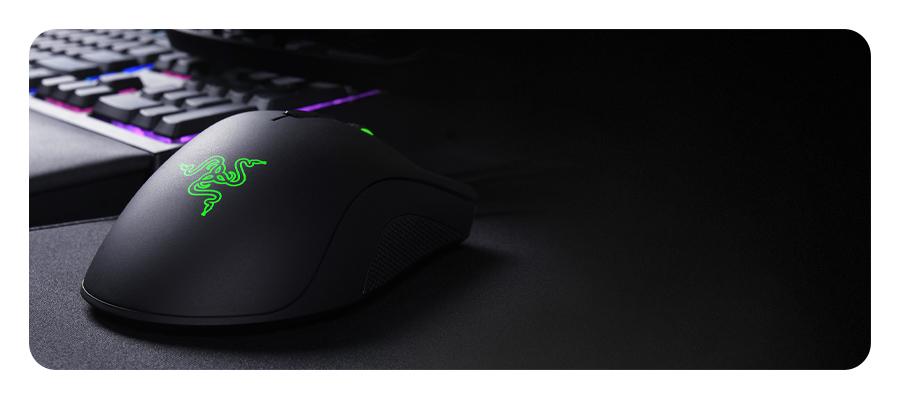 Optische Sensor Gaming Maus