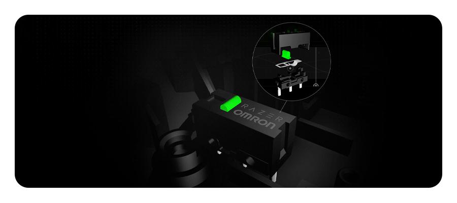 E-Sport Maus Mouse Gamers Maus-Schalter
