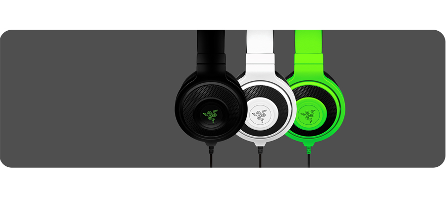 Herz Gaming-Sessions Headset