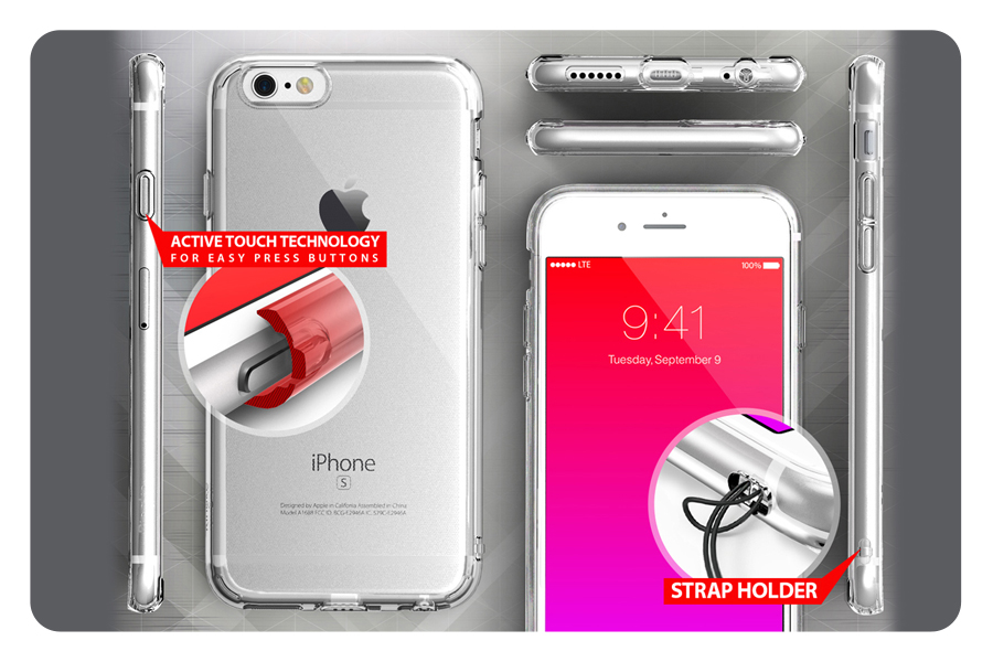 Silicon Case Iphone 6 Iphone 6s