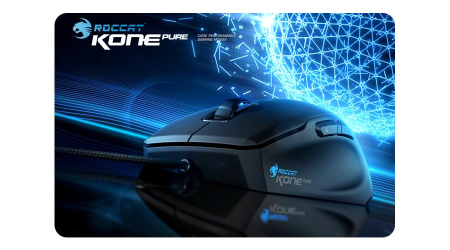 ROCCAT® Treiber R.A.D. Gaming Zuberhör Maus für Gamers E-Sport MMO CS-Go