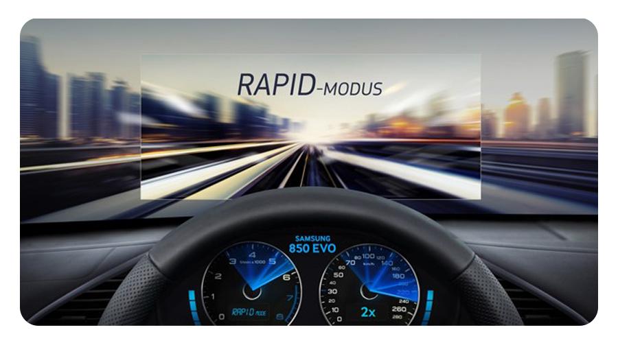 RAPID-Modus