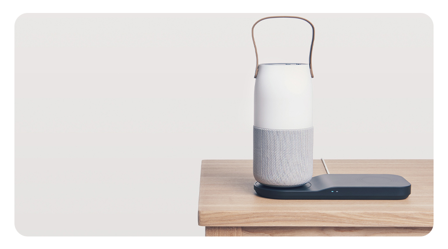 LED-Beleuchtung Drahtlose Kabellose Lautsprecher