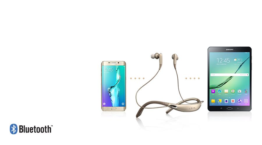 Samsung Level U Pro Dual-Kopplung