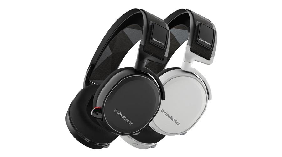 Lagfreies, kabelloses Gaming-Headset Arctis 7