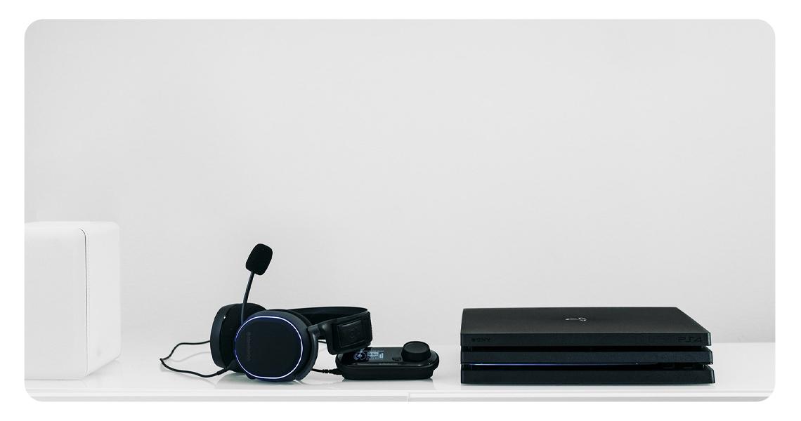 Hi Res Sound Zertifizierung des Klangsystems für Spieler STEELSERIES Arctis Pro und GameDAC Gaming-Headset