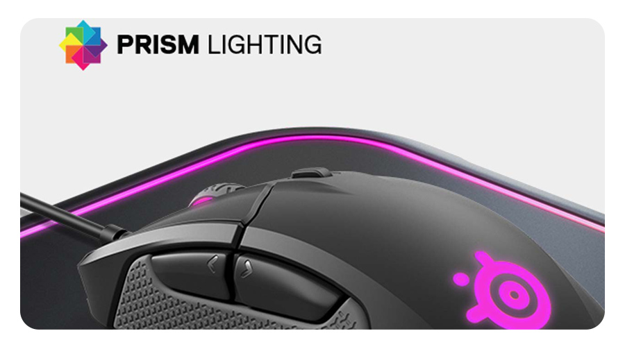 PrismSync Beleuchtung