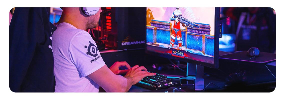 E-Sport Esports Maus Mechanische Schalter