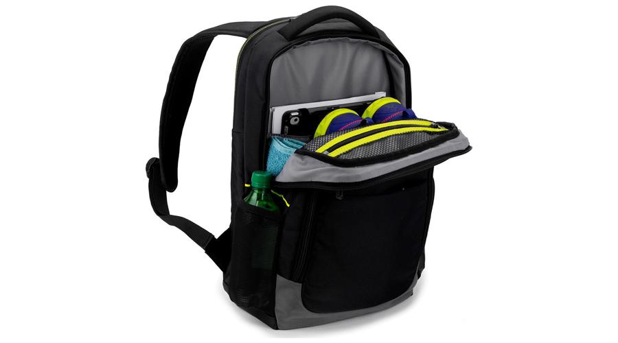 Notebookschutz Rucksack