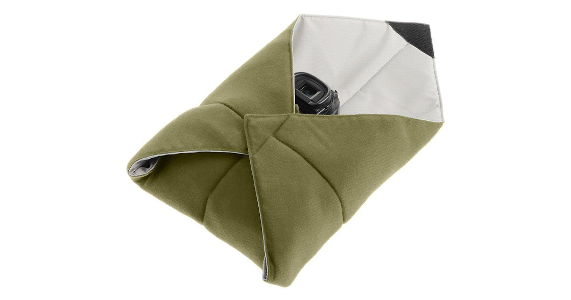 Tenba Messenger Wrap Tasche Fototasche Fotobag Objektiv Schutzhülle