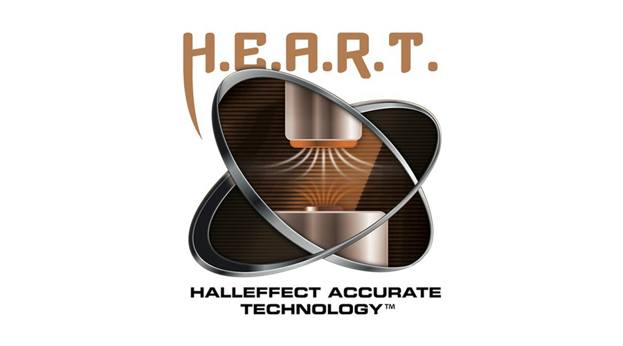 H.E.A.R.T HallEffect AccuRate Technology