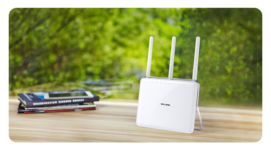 Router LAN WLAN Standar