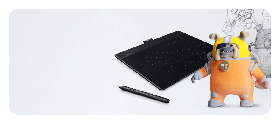 Pen & Touch-Tablett-Technologie Multitouch