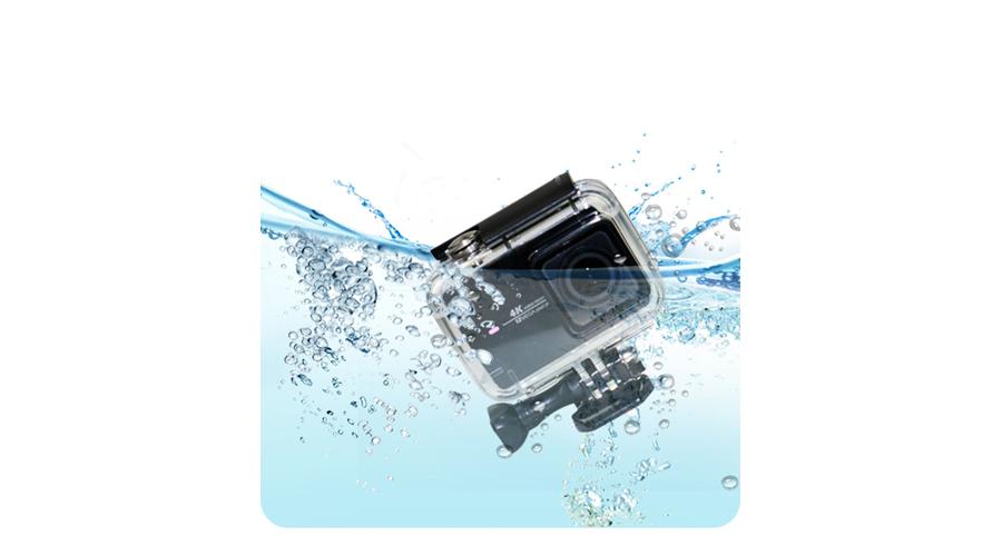 Gehäuse Kompaktkamera Wasserfest