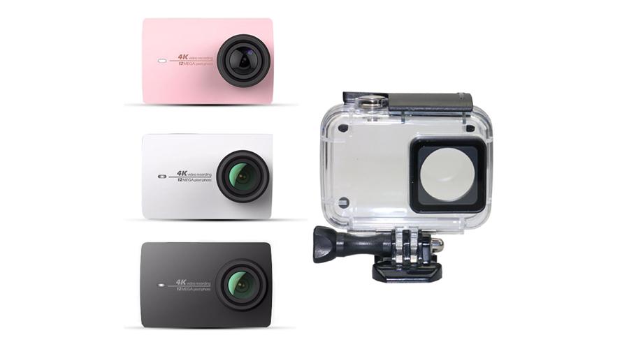 Blende Case Waterproof Yi Action Kamera