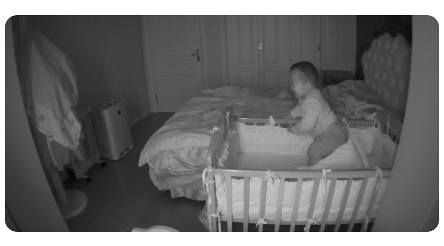 Babysitter Elektronishe