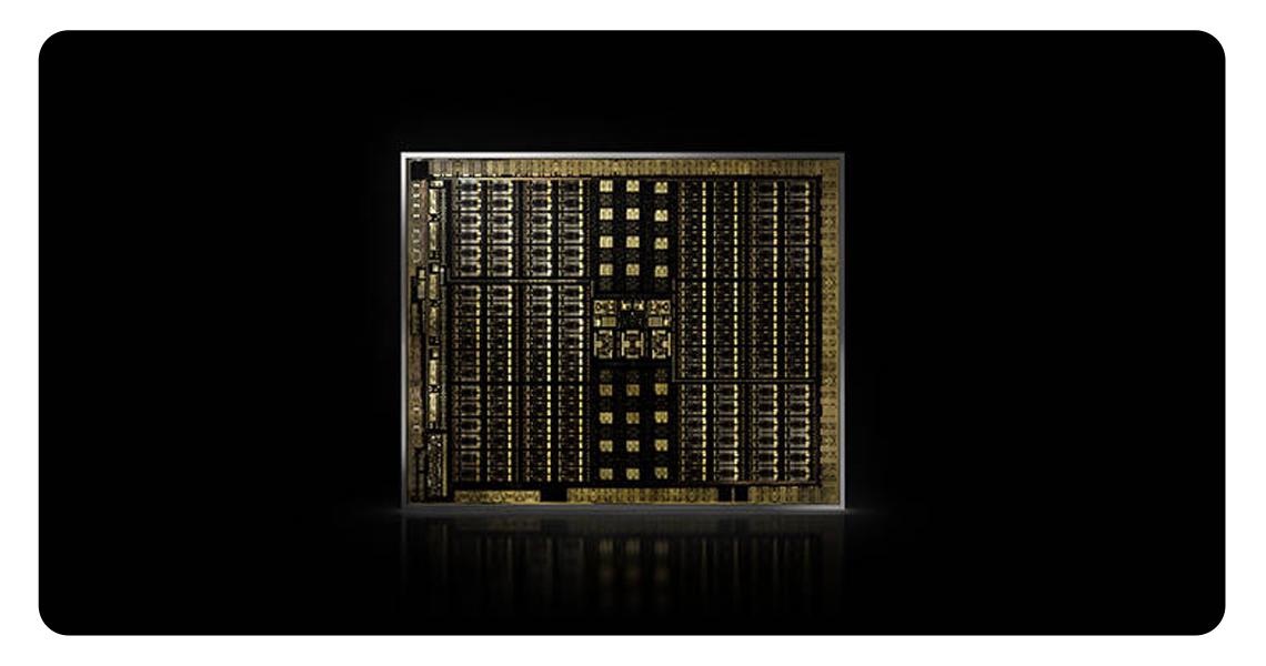 Die NVIDIA Turing GPU Architektur der Grafikkarte ZOTAC GeForce GTX 1660 TI AMP EDITION ZT-T16610D-10M